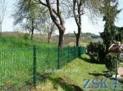 Секционный забор из сетки высотой 1.1м Секция