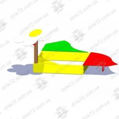 Песочница Ромашка-2 - 1