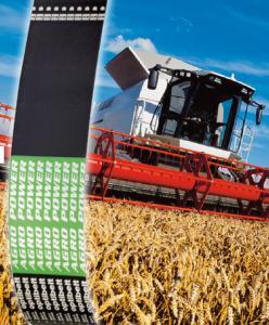 Agricultural Agro Power belts (OPTIBELT)