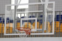 Щит баскетбольный 1800х1050 мм из оргстекла