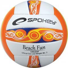 Волейбольный мяч SPOKEY Beach Fun (original) бело-оранжевый