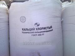 Calcium chloride in Dnieper