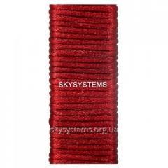 Шелковый шнур гладкий | 2.0 мм Цвет: Бордо 51