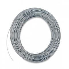 Wire of steel spring corrosion-proof 0.25 mm