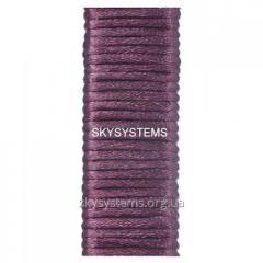 Шелковый шнур гладкий | 2.0 мм Цвет: Баклажан