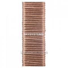 Шелковый шнур гладкий | 2.0 мм Цвет: Коричневый