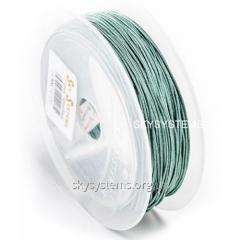 Нить Шамбала - 1.0 мм | Цвет Зеленый 29