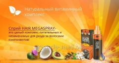 Hair MegaSpray (Хэир Мегаспрей) - спрей для волос