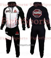 UFC REEBOK PRO MMA sports suit - the logos