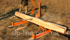 Tire (chain pass) SIPline WL40 power-saw bench
