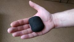 Briquettes de charbon de bois
