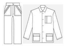 Special clothes sui