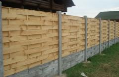Fence Plates
