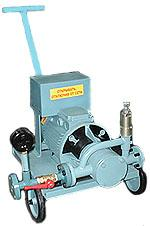 Press hydraulic PG-1.
