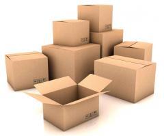 Chetyrehklapannyh corrugated boxes