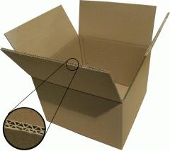Five-layer corrugated boxes