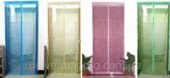Door anti-mosquito grid on magnets of 100х210 cm