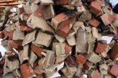 Бой бетона бой кирпича