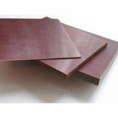 Textolite of the PT sheet brand of 1 mm.
