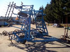 Культиватор КПСП-8 стойка 25мм
