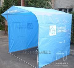 Палатка 2х2 с лого рекламная
