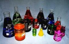 Продукция химическая, реактивы, реагенты