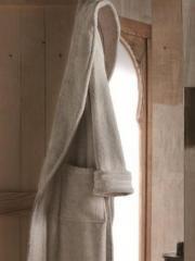 Вафельные и махровые халаты