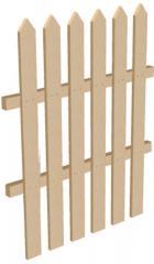 Забор секционный высота 1, 25 м