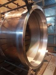 العجلات الصناعية