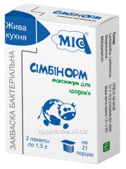 Simbinorm of TM MIO biofermen