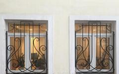 Решетки на окна, балконы