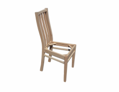 Frameworks of chairs from the massif of a beech!