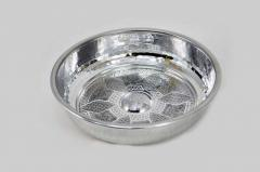 Bowl for ablution in hammam aluminum