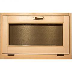 Окно для бани и сауны откидное 1000*500