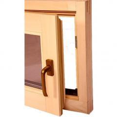 Окно для бани и сауны поворотное,  Стеклопаке