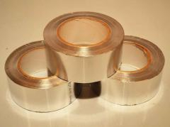 Adhesive tape aluminum 20 or 30 microns thick