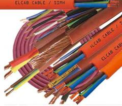 Silicone Simh Silikone Cable 2 x 2,5 mm cable