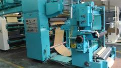 Ротационная флексопечатная машина для печати на