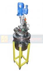 Реактор нержавеющий (лабораторный) 25л