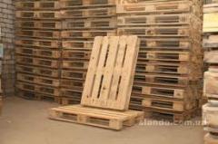 Поддоны европоддоны деревянные