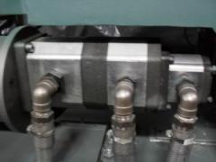 Трехпоточные гидронасоссы CAPRONI на термопластавтоматы