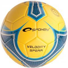 Футбольный мяч Velocity Spear (original) желто-голубой