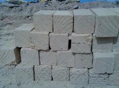Камень стеновой ракушечник (ракушняк) цена Киев