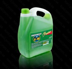Kg G11 (-40) 5 antifreeze (green) TM Premium