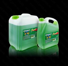 Kg G11 (-40) 10 antifreeze (green) TM Premium