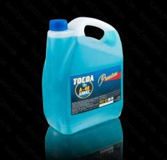 Kg A-40M ANTIFREEZE (-40) 5 (blue) TM Premium