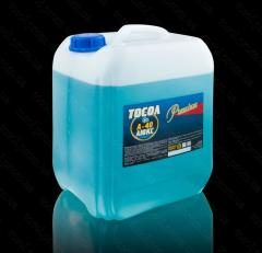 Kg A-40M ANTIFREEZE (-40) 10 (blue) TM Premium