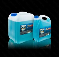 Kg A-40M ANTIFREEZE (-30) 5 (blue) TM Premium