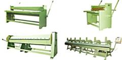 Bending camps and camps for cutting of sheet metal