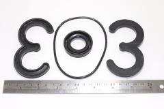 Ремкомплект для гидронасоса НШ 10Е (с пластм. обоймой) арт.  115